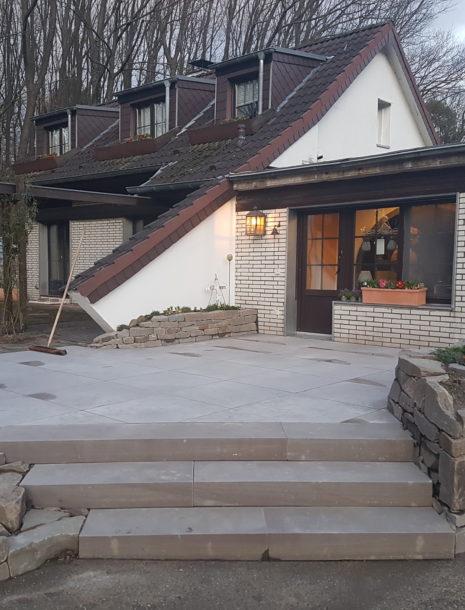 Trockenmauern und Terrassenbaui